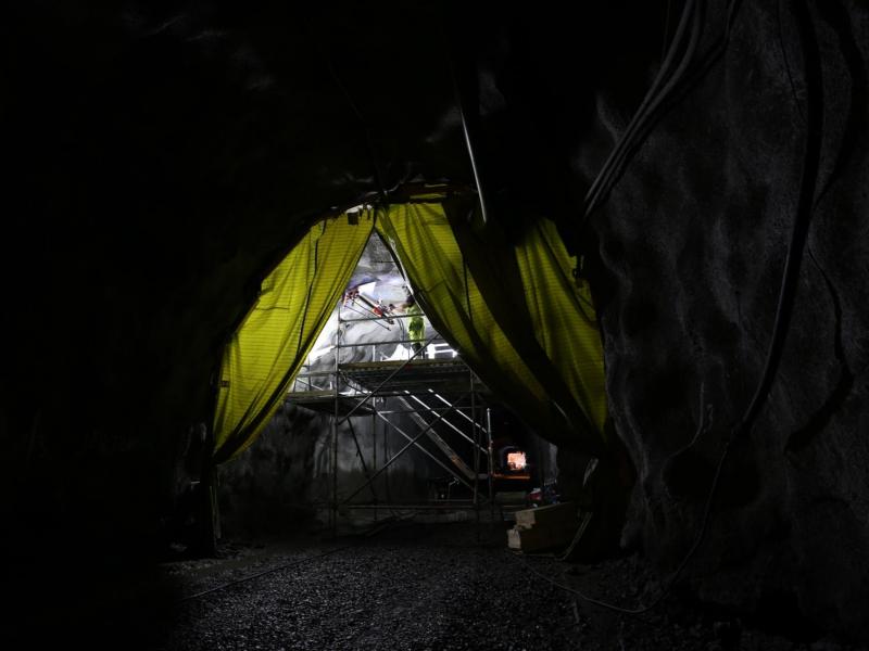 Kuva. Tunneli